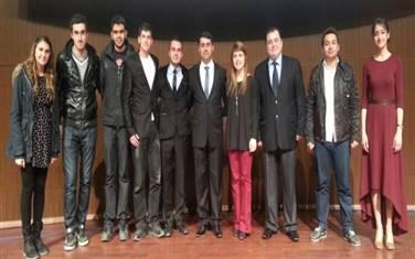Genç Girişimcilerden Kariyer Topluluğuna Destek
