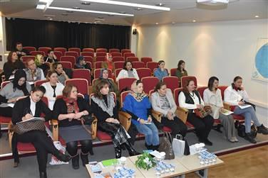 Kadın İşletmelerine Finansman ve Danışmanlık Desteği Programı Gerçekleştirildi