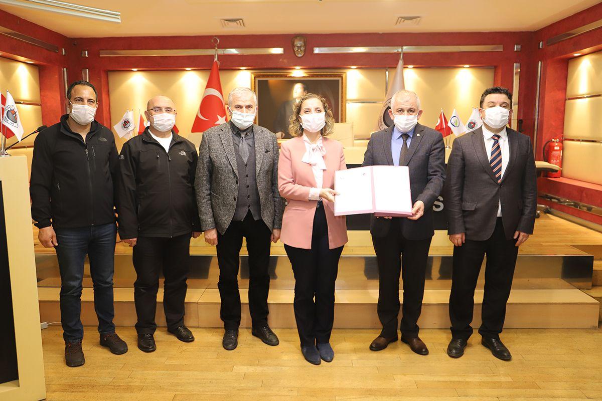 Düzce Üniversitesi ile Yeni Bir İş Birliği Protokolü