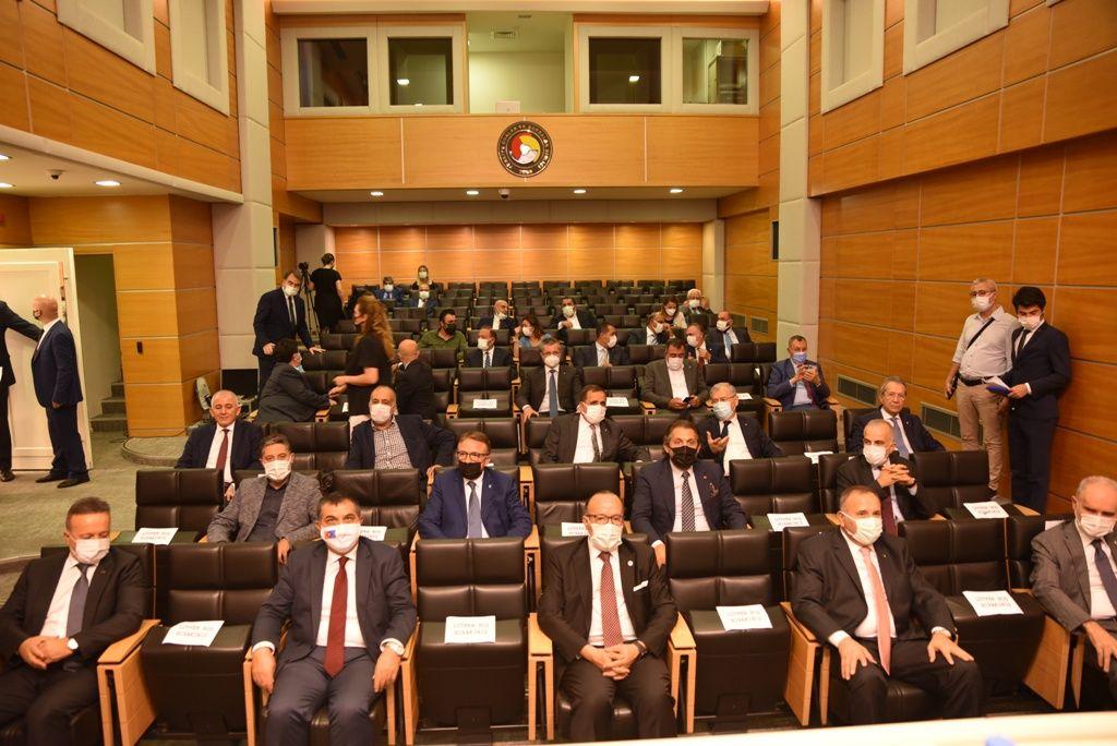 İKV Genel Kurul Toplantısı Gerçekleştirildi