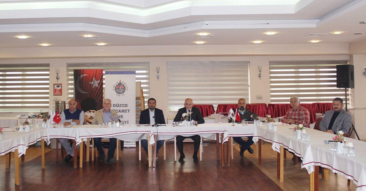 Meclis ve Toplu Komite Toplantısı Gerçekleştirildi