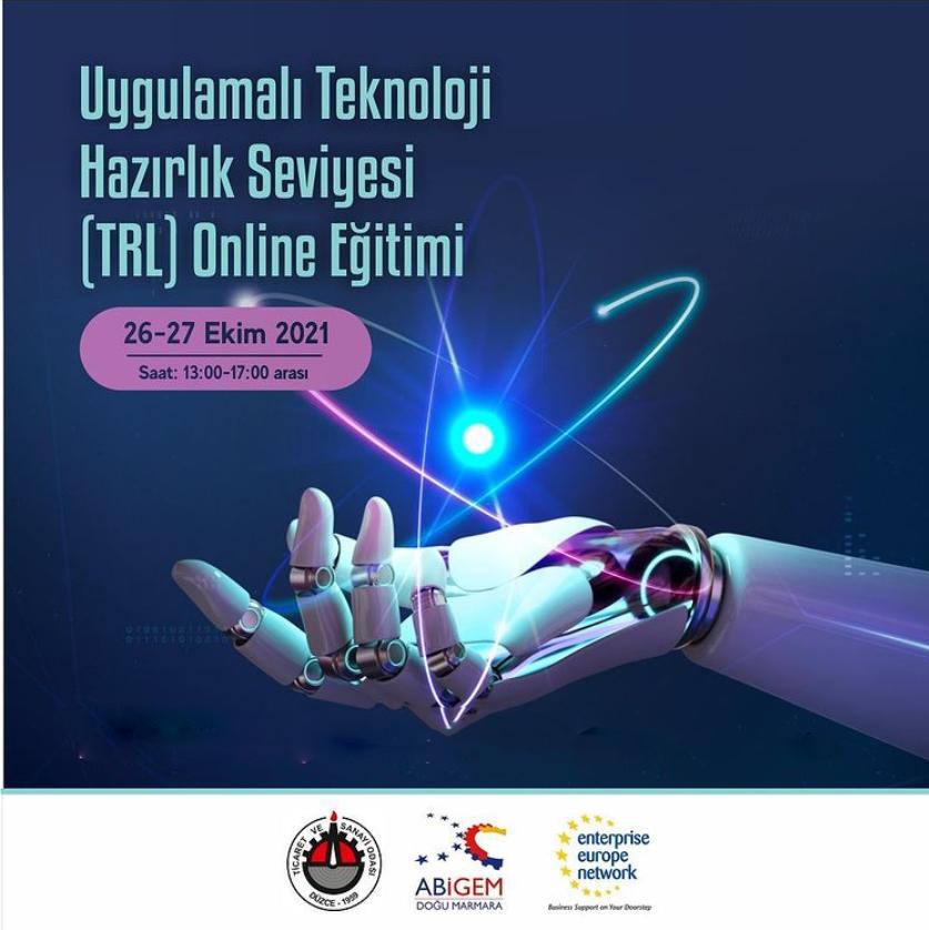 Uygulamalı Teknoloji Hazırlık Seviyesi (TRL) Eğitimi